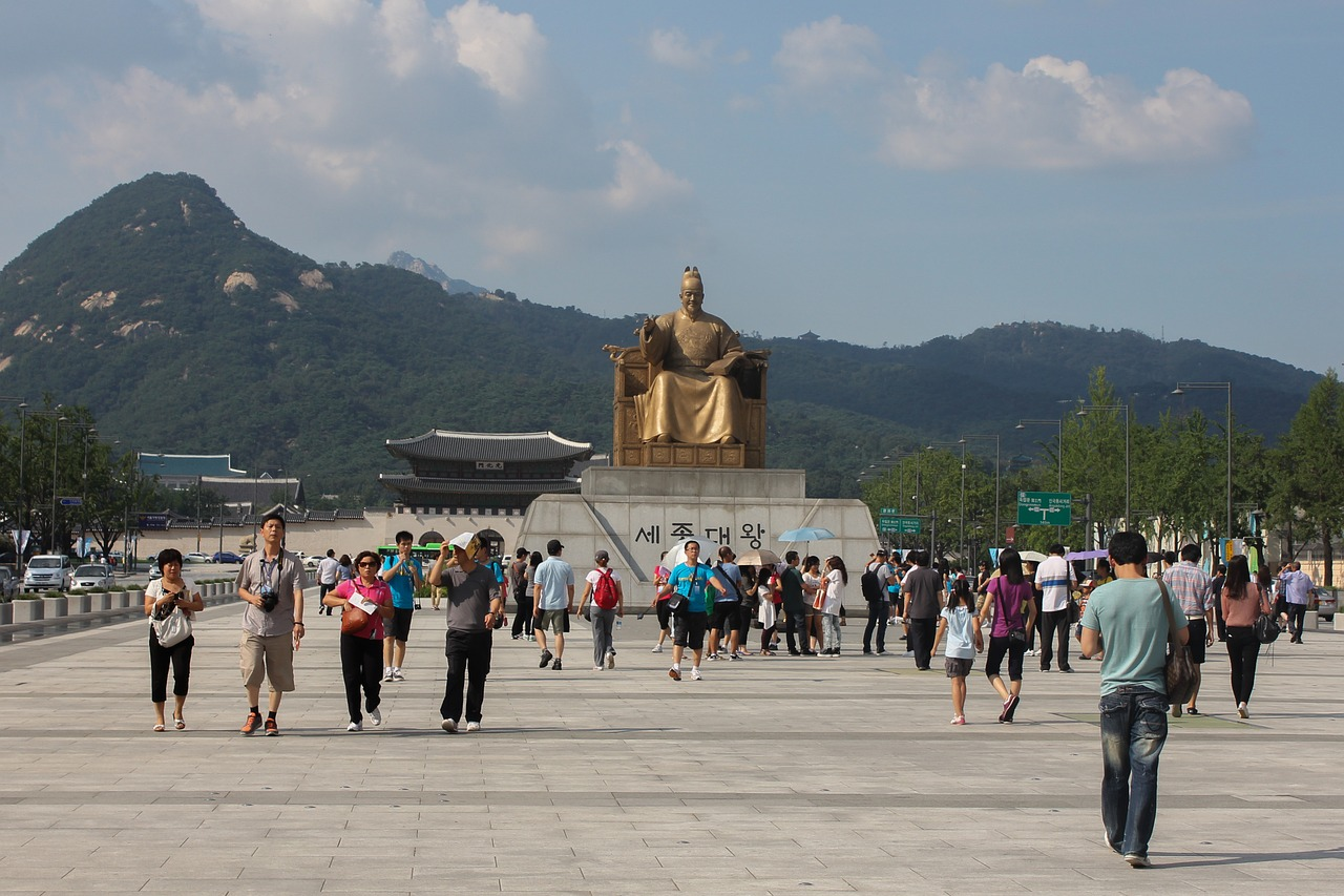 Séoul, une ville chargée d'Histoire