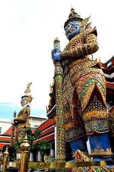 Bangkok: visiter le temple de Bouddha